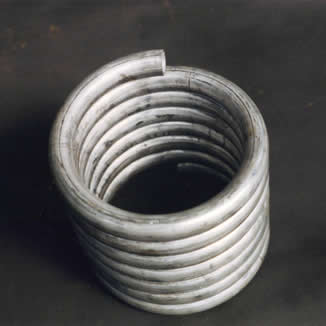 coils pipe bending